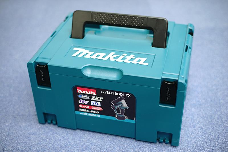 マキタ 充電式ボードカッタ SD180DRTX