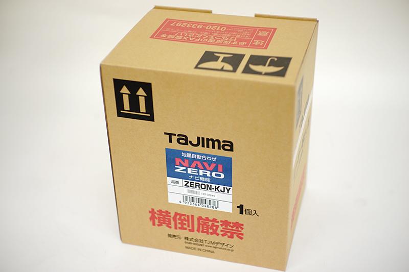 TAJIMA ZERON-KJY レーザー墨出し器