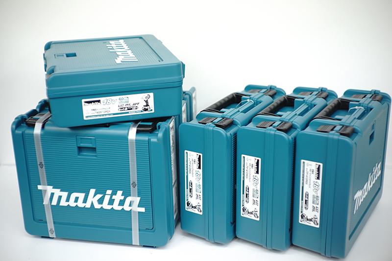 Makita TW281DRGX TP141DRGX