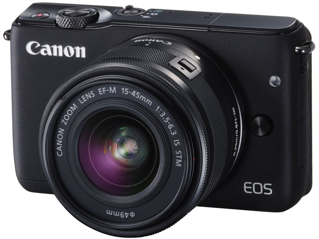 Canon EOS M10 EF-M15-45 IS STM Kit