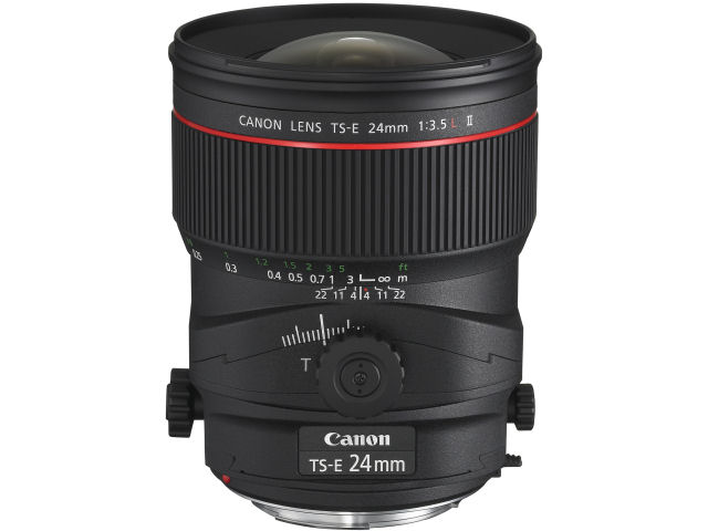 Canon TS-E24mm F3.5L II