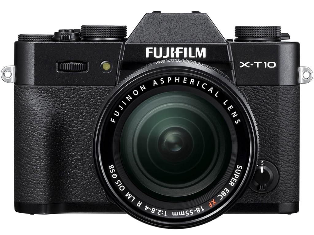 FUJIFILM X-T10 LK BLK