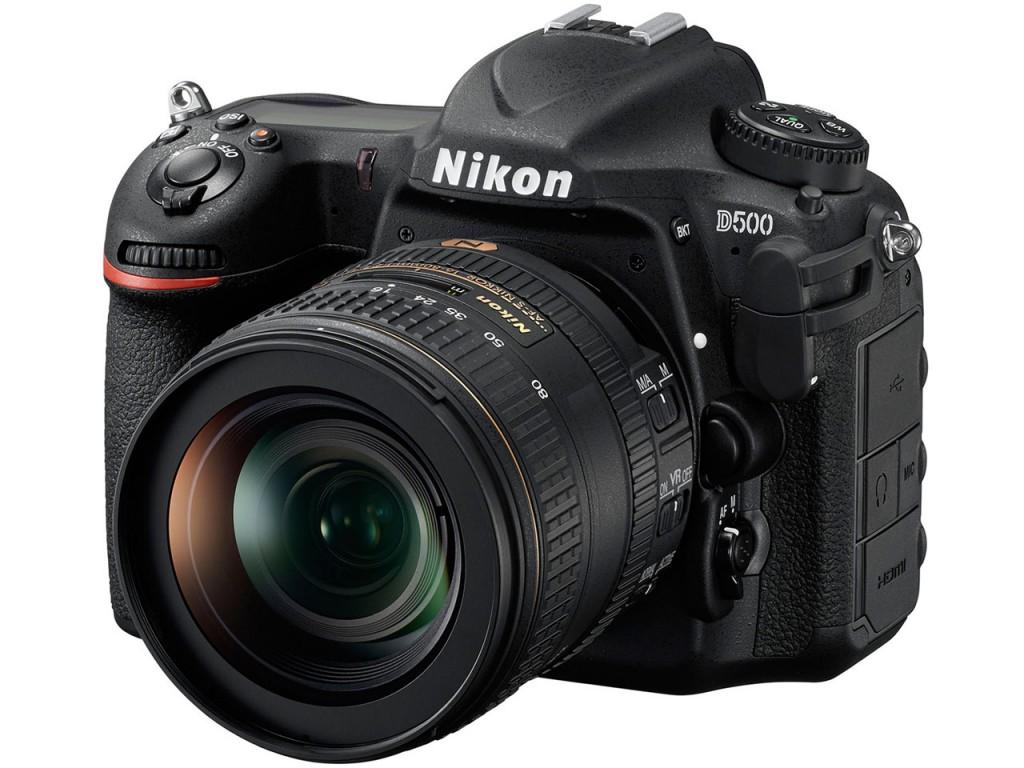 Nikn D500 16-80 VR