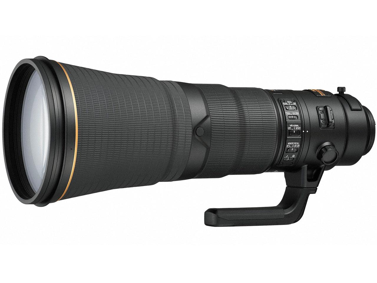 ニコン AF-S NIKKOR 600mm f/4E FL ED VR